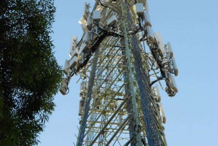 Picture of Telecommunications tower