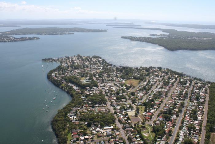 Lake Macquarie Catchments - Overland Flood Study