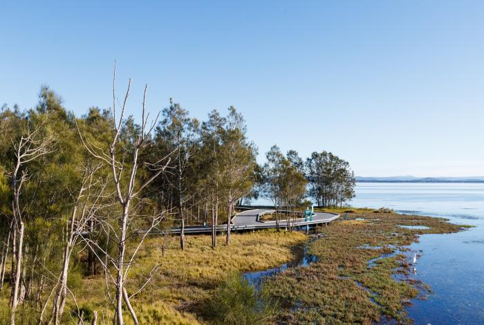 Photo of Tuggerah Lakes walking trail